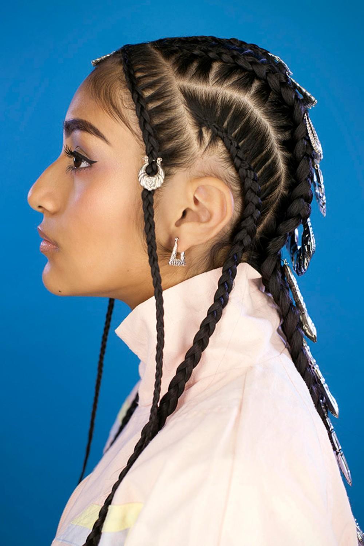 teyana taylor natural hair